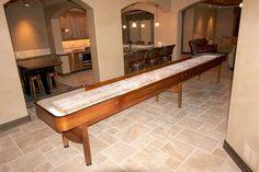 Prestige Shuffleboard Tables #McClureTables