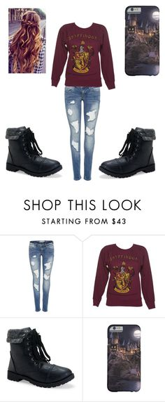 """Harry Potter"" by emily48506 ❤ liked on Polyvore featuring Aéropostale"