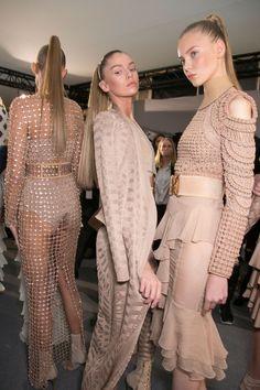 Balmain - Paris Fashion Week / Spring 2016