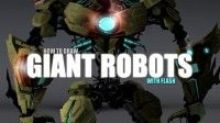 Free Design and Illustrate Giant Robots with Adobe Flash Coupon
