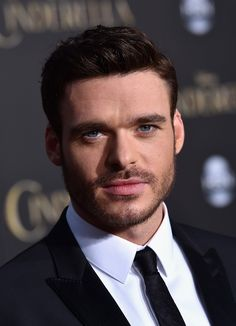 "Richard Madden Photos: Premiere Of Disney's ""Cinderella"" - Red Carpet"