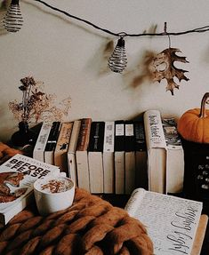 """""""I'd open the door in the morning and the slightly sweet smell of second hand books would greet me. For years I wondered just what that smell was. In the end I decided it was the smell of human. Cozy Aesthetic, Autumn Aesthetic, Aesthetic Coffee, Born To Die, Pic Tumblr, Fred Instagram, Autumn Cozy, Coffee And Books, Vintage Illustrations"""