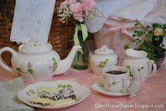 St. Patrick's Day Tea