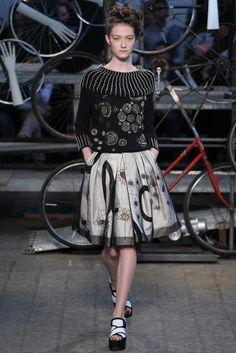 Мода и искусство: Антонио Маррас. Коллекция весна-лето 2015
