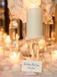 Pristine White New York Wedding - MODwedding