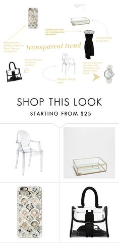 """transparent trend 2016-2017 herfst"" by cpl32015melvin on Polyvore featuring Zara Home, Casetify en Kenneth Cole"