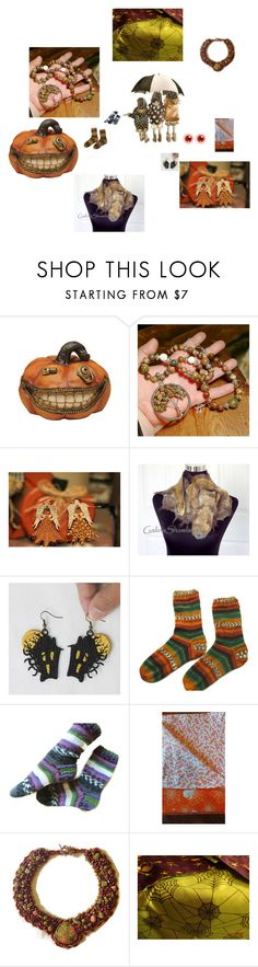 All Things Fall 2 by gillilandice on Polyvore featuring interior, interiors, interior design, home, home decor and interior decorating