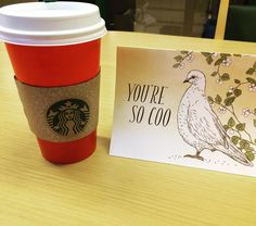 Our office started World Kindness Day early! Had a rough morning in traffic and came into my office to see a hot coffee and sweet card waiting for me. Kind colleagues are the best! #WorldKindnessDay #payitforward