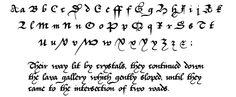 blackletter bastard font | Crazy Diamond Design Historical Fonts [Alex Moseley]