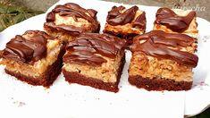 Úžasný jablkový zákusok (videorecept) - recept | Varecha.sk Sweet, Food, Treats, Basket, Bulgur, Candy, Sweet Like Candy, Goodies, Essen