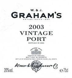 2003 Graham Port Blend 750 mL >>> Want to know more, click on the image.
