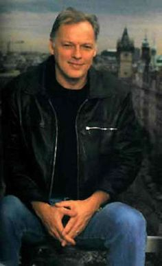 David Gilmour | Pink Floyd Very handsome as they get older.