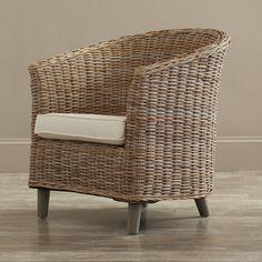 Omni Wicker Accent Chair | Joss & Main