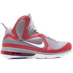 Nike Lebron IX (9) Ohio State Buckeyes ❤ liked on Polyvore Ohio State Baby c39d37cc71f4