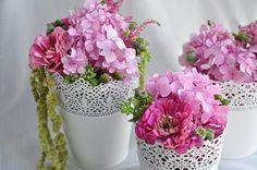 dekoracje ślubne hortensja - Szukaj w Google Glass Vase, Google, Home Decor, Decoration Home, Room Decor, Home Interior Design, Home Decoration, Interior Design