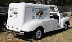 1950 Chevrolet Good Humor Ice Cream Truck at the 2012 Mecum Auto Auction in Kissimmee