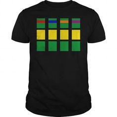 I Love  Minimalism Turtles T-Shirts - Men's T-Shirt----XCNUNJL T shirts