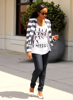 NuSophisticate: T-Shirt and Jeans