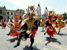 La diablada ...dance