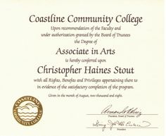 college diploma certificate template  UA degrees: Coming soon to a community college near you! | College ...