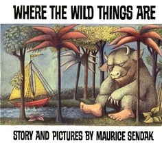"In the forty years since Max first cried ""Let the wild rumpus start,"" Maurice Sendak's classic picture book has become one of the most highly acclaimed and best-loved children's books of all time. Description from us.books-online-store.net. I searched for this on bing.com/images"
