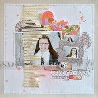 A Challenge by Wilna from our Scrapbooking Gallery originally submitted 01/27/12 at 09:00 AM