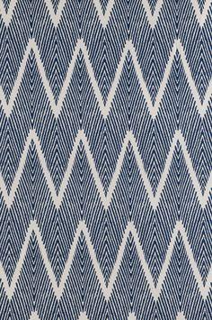 Lacefield Designs Bali - Navy textile