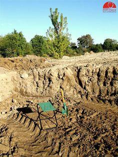 Badania archeologiczne towarzyszące inwestycji budowlanej