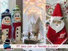 Decorazioni di Natale Bianco e Rosse [raccolta]