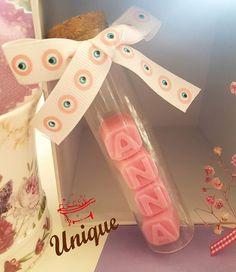 Μπομπονιερα βάπτισης της μικρης Αννας! Σαπούνια κυβάκια με γραμματα! Δωσε στυλ μοναδικά! #σαπουνια #μπομπονιερες #γαμος #βαπτιση #κουφετα #παρτυ #για #μικρους #φιλους #αννα #γραμματα #κυβοι #anna Baby Shower, Soap, House Design, Unique, Instagram, Marriage Invitation Card, Hand Soaps, Pictures, Babyshower