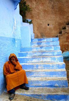 Chefchaouen, Morocco. Morocco, Photographs, Pictures, Color, Fashion, Photos, Moda, Fashion Styles, Colour