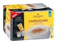 how to make cappuccino froth
