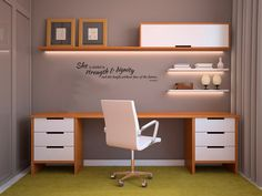 Strength and Dignity Proverbs 31 Verse Quote - Vinyl Wall Art Decal Custom Stickers