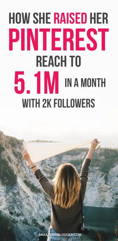 How Pinterest Traffic to My Blog Tripled in 2 weeks. Here is my Pinterest strategy which helped me to grow my blog traffic and income. Learn how to create viral pins and drive tons of Pinterest traffic even with a small following, as a new blogger. #blogging  via @anastasiablogger #bloggingtips #makemoneyonline
