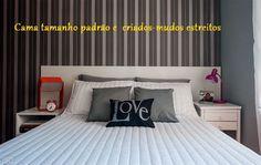 10 fotos e 10 boas dicas para você fazer milagres no seu quarto pequeno, para ter o máximo de conforto, aconchego e beleza. Inspire-se!