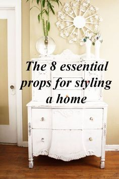 THE 8 ESSENTIAL PROPS FOR STYLING | eBay