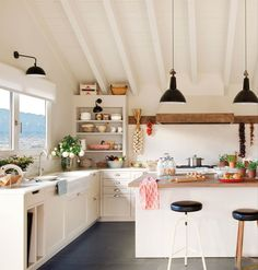Contemporary Kitchen Ideas – Every person that knows how to cook as well as enjoys to, also knows that it […] Home Kitchens, Sweet Home Alabama, Contemporary Kitchen, Sweet Home, Kitchen Inspirations, Kitchen Decor, Kitchen Furniture, Kitchen Dinning, Kitchen Design Decor