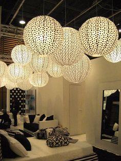 plafond lampes