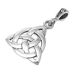 $10.98 - Talisen Pendant For Ingenuity & Talent Sterling Silver 925 Celtic Jewelry Gift #ebay #Fashion