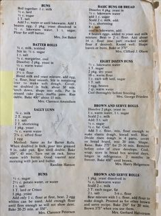 Brown-N-Serve Rolls 2019 Brown-N-Serve Rolls The post Brown-N-Serve Rolls 2019 a. - Brown-N-Serve Rolls 2019 Brown-N-Serve Rolls The post Brown-N-Serve Rolls 2019 appeared first on Ro - Retro Recipes, Old Recipes, Vintage Recipes, Cookbook Recipes, Dessert Recipes, Desserts, Recipes Dinner, Dinner Ideas, Recipies