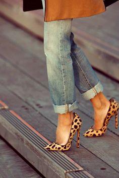 Zeliha's Blog: Love This Leopard Shoes