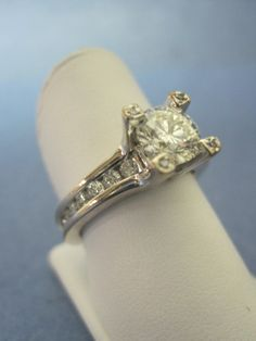 Custom Made Engagement Ring / CAD - Jensen Jewelers of Toledo