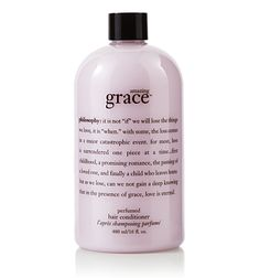 Amazing Grace Conditioner! My Favorite!