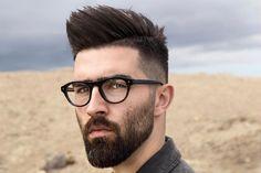 Best Beard Lengths For Men (2021 Complete Guide) Beard Styles For Boys, Beard And Mustache Styles, Long Beard Styles, Beard Styles For Men, Beard No Mustache, Hair And Beard Styles, Hair Styles, Handlebar Mustache, Moustache