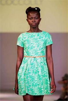 Gorgeous! Ghana Fashion Week