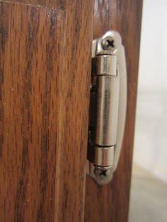 46 best hidden hinges images secret compartment furniture hidden rh pinterest com