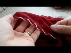 How To Start Knitting, Make It Yourself, Beaded Embroidery, Crochet, Instagram, Videos, Youtube, Fabric Beads, Ganchillo