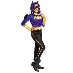 Disfraz de Batgirl Infantil - DC Comics® #disfraces #carnaval #novedades2016
