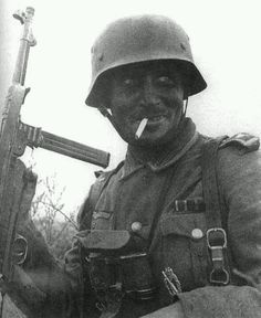 Kursk 1943. These damned smokers...
