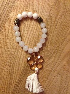 Bracelet Jade blanc